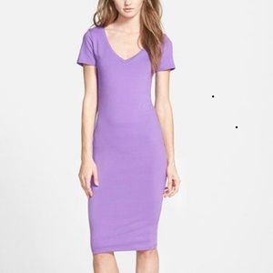 Purple Leith Dress